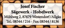 Sägewerk Fischer